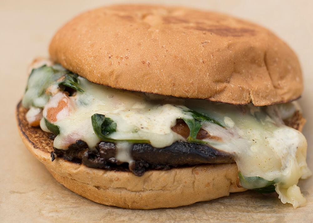 Build a Better Restaurant Website (image of burger)